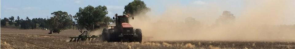 DiscSeeder Sowing